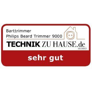 Philips BT9290/32 Weltweit erster Pr�zisions Bartstyler mit Laser Technologie Drogerie & Körperpflege