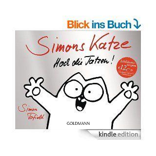 Simons Katze   Hoch die Tatzen!: Jubil�umsausgabe eBook: Simon Tofield: Kindle Shop