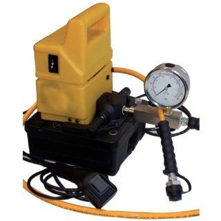 KS Tools 640.0030 Elektrische Hydraulik Pumpe,244m: Baumarkt