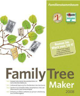 Family Tree Maker 2008 Software
