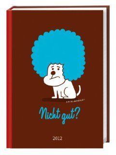 Katz & Goldt Kalenderbuch A5 2012: Max Goldt, Stephan Katz: Bücher