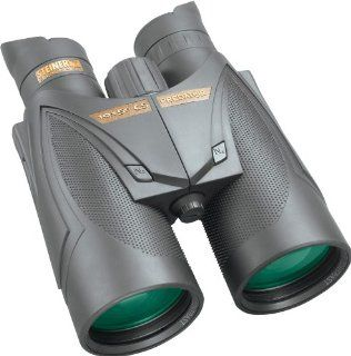 Steiner Optics 256 Predator C5 Binoculars 10x56 with Forest Green Rubber Armor : Camera & Photo