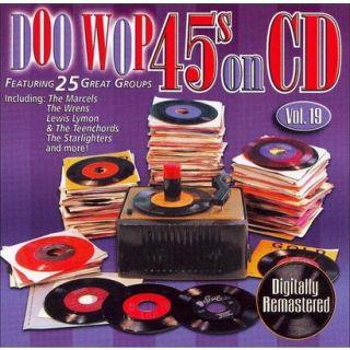 Doo Wop 45s on CD, Vol. 19