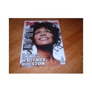 Rolling Stone Magazine (March 15, 2012) Whitney Houston Cover: Jann Wenner: Books