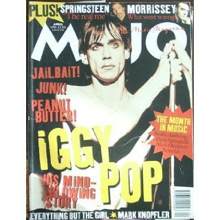 Mojo Magazine Issue 29 (April, 1996) (Iggy Pop cover) Iggy Pop, Bruce Springsteen, Morrissey, Everything But the Girl, Mark Knopfler, Beatles, Dusty Springfield, Alanis Morissette, Stereolab Books
