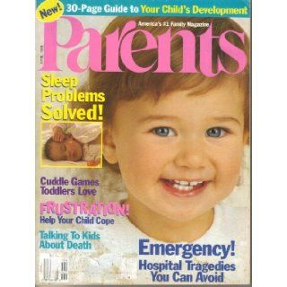 Parents Magazine, Vol. 68, No. 4 (April, 1993): Ann Pleshette Murphy: Books