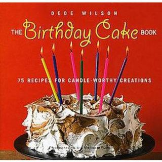 The Birthday Cake Book (Hardcover)
