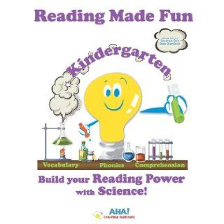 Reading Made Fun   Kindergarten   Common Core Standards (Hands on Science Experiments make building READING skills fun!, Student Edition) (9780985216146): AHA! LEARNING SOLUTIONS, aligned with the Common Core Reading Standards Use SCIENCE to build reading