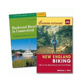 Mountain Biking New Hampshire: A Guide to the Best 25 Places to Ride: Stuart Johnstone: 9780962799006: Books