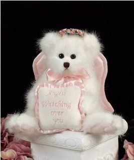 Gabriella Guardian Angel Plush Teddy Bear by Bearington: Toys & Games