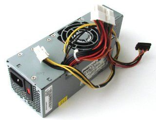 Genuine Dell 275 Watt Power Supply for Dimension 5100c, 5150c XPS 200 Optiplex GX520 GX620 Small Form Factor (SFF) Systems Compatible Part Numbers K8964, TD570, YD080, N8373, WD861 Compatible Model Numbers H220P 01, N220P 01, N275P 00, H275P 00 Computer