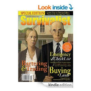 Survivalist Magazine Issue #10   Pioneer Living eBook John Milandred, James Jones, Dianne Bjarnson, Mark Bunch, Halo James, Lucinda Bailey, Michael Don Slack, Ralph Lewis, Jeff Anderson, Kevin Wixson Kindle Store