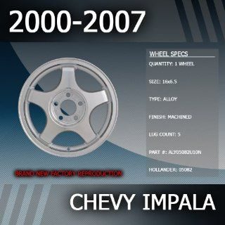 """2000 2007 Chevy Impala Factory 16"""" Replacement Wheel Automotive"""