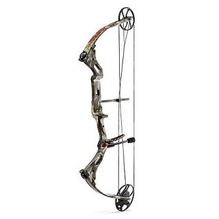 Parker WildFire Extreme Compound Bow 50 60 lb. Draw Weight LH 433820