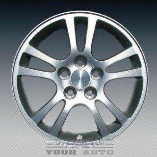 2005 2007 Pontiac G6 16X7 Factory Replacement Sparkle Silver Wheel Automotive