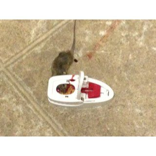 Ortho 0321110 Home Defense Max Press 'N Set Mouse Trap, 2 Pack  Home Pest Control Traps  Patio, Lawn & Garden