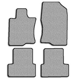 Avery's AV 36 301 1884 Pontiac Grand Prix 2004 2008 Grand Touring Custom Carpet Floor Mats   Black 4 Piece Set: Automotive