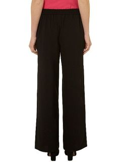 Dorothy Perkins Wideleg palazzo trousers Black