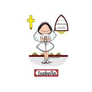 Shop Personalized First Holy Communion Cartoon Gift at the  Home D�cor Store. Find the latest styles with the lowest prices from
