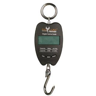 Big Game GSD330 330Lb Digital Scale : Hunting And Shooting Equipment : Sports & Outdoors