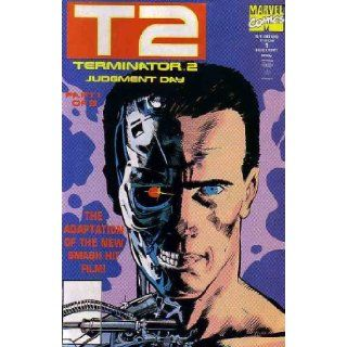 Terminator 2 Judgment Day (Comic) Sept. 1991 No. 1 (The Adaptation of the New Smash Hit Film, 1): Books