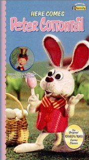 Here Comes Peter Cottontail [VHS]: Danny Kaye, Paul Frees, Joan Gardner, Casey Kasem, Iris Rainer, Greg Thomas, Jeff Thomas, Vincent Price, Arthur Rankin Jr., Jules Bass, Romeo Muller: Movies & TV