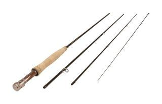 Greys Grey's XF2 Streamflex Fly Fishing Rod 11 Foot 4 Weight 4 Piece  Sports & Outdoors