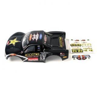 Atomik Brian Deegan Metal Mulisha Ford Raptor SCT Body 118 RC Car Toys & Games