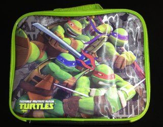 Teenage Mutant Ninja Turtles TMNT Lunch Box Toys & Games
