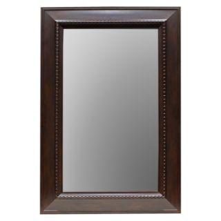 Threshold™ Wall Mirror   Brown (24x36)