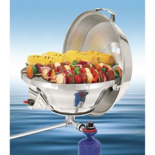 Magma Marine Kettle 2 Original Combination Stove And Gas Grill 72506