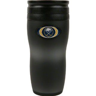 NHL Buffalo Sabres Soft Touch Tumbler  Sports Fan Coffee Mugs  Sports & Outdoors