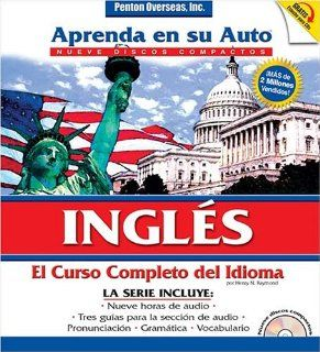 Aprenda En Su Auto Ingles El Curso Completo Del Idioma Library Edition (Learn in Your Car) (Spanish Edition) Penton Overseas 9781591254409 Books