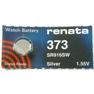 #373 Renata Watch Battery Watches
