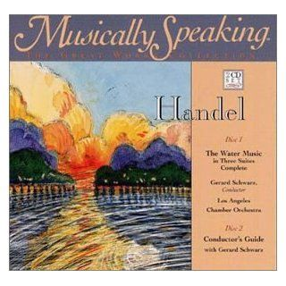 Handel The Water Music in Three Suites Complete Music
