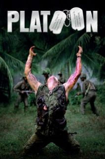 Platoon [HD] Tom Berenger, Willem Dafoe, Charlie Sheen, Forest Whitaker  Instant Video