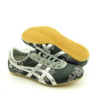 ONITSUKA TIGER ASICS Tai Chi Kyoto Green Shoes Womens 7 Shoes