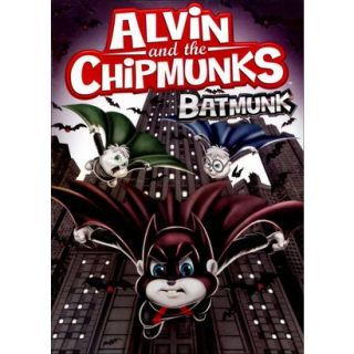 Alvin and the Chipmunks: Batmunk (Restored / Rem