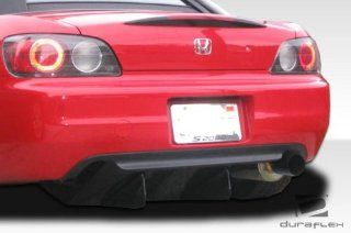 2000 2009 Honda S2000 Duraflex Type F Rear Diffuser   3 Piece Automotive