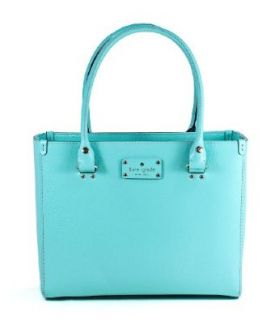 Kate Spade Wellesley Quinn Fresh Air Blue Handbag WKRU1428 Shoes