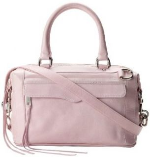 Rebecca Minkoff MAB Mini Shoulder Bag,White,One Size: Clothing