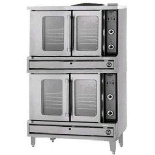 Garland US Range SDG 2 Convection Oven Full Size Double Deck Gas 160 000 BTU Kitchen & Dining