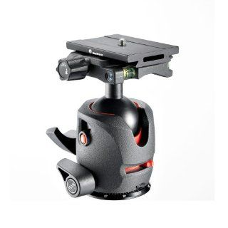 Manfrotto MH054M0 Q6 054 Magnesium Ball Head with Q6 Top Lock Quick Release (Black)  Tripod Heads  Camera & Photo