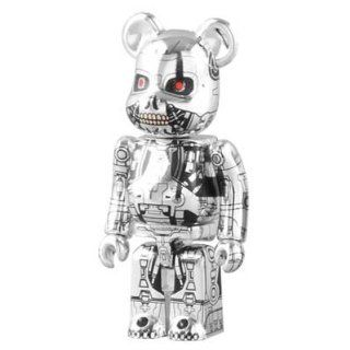 BE @ RBRICK Bearbrick SERIES18 SF T 600 (Terminator 4) [Toy] [Toy] Toys & Games