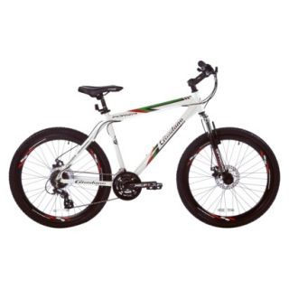 Giordano Mens Forza Mountain Bike  White (26)