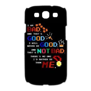Custom Wreck It Ralph 3D Cover Case for Samsung Galaxy S3 III i9300 LSM 3769: Cell Phones & Accessories