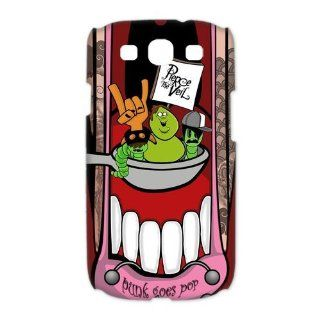 Custom Pierce The Veil 3D Cover Case for Samsung Galaxy S3 III i9300 LSM 2816: Cell Phones & Accessories