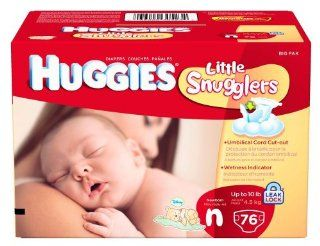 Baby / Child Breathable Huggies Little Snugglers Diapers With Wetness Indicator   Fits Newborns Up To 10 Pounds Infant  Baby Diaper Liners  Baby