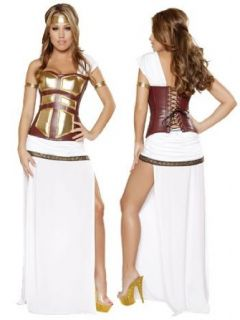 Roma Costume Women's Greek Goddess Costume: Adult Sized Costumes: Clothing