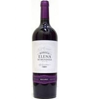 2011 Bodega Elena De Mendoza Malbec 750ml: Wine